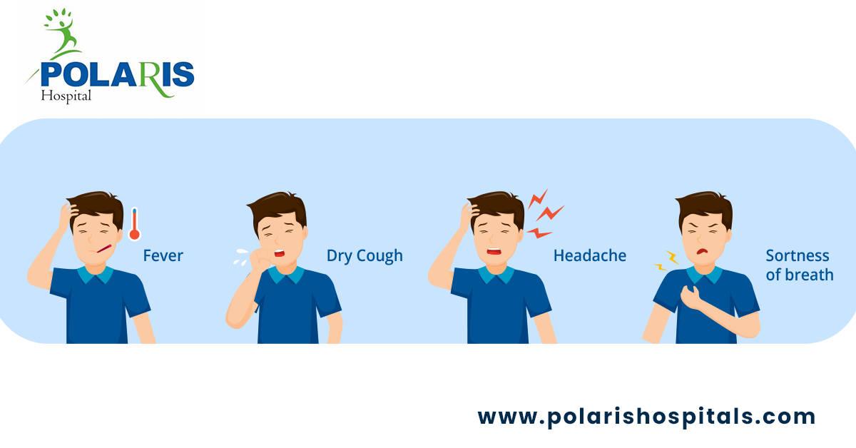 polaris Hospital - Symtoms of corona virus